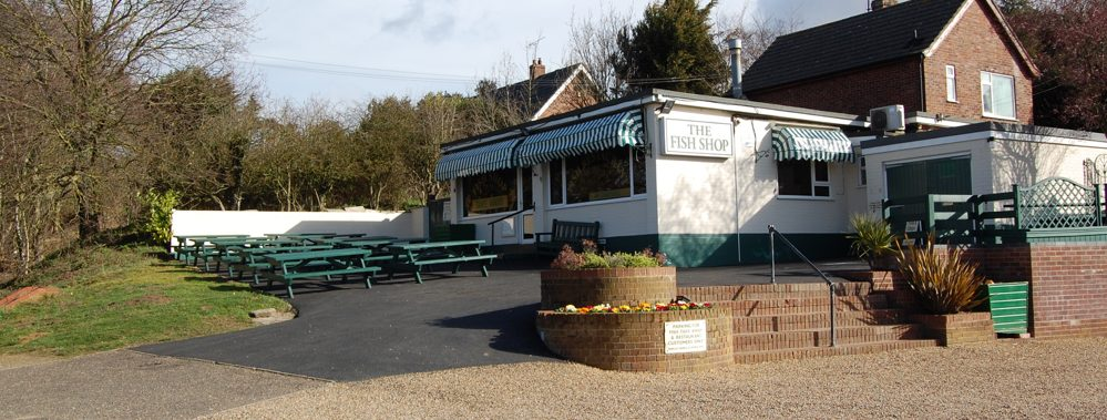Roughton Fish and Chip Takeaway & Restaurant - Norwich, Norfolk